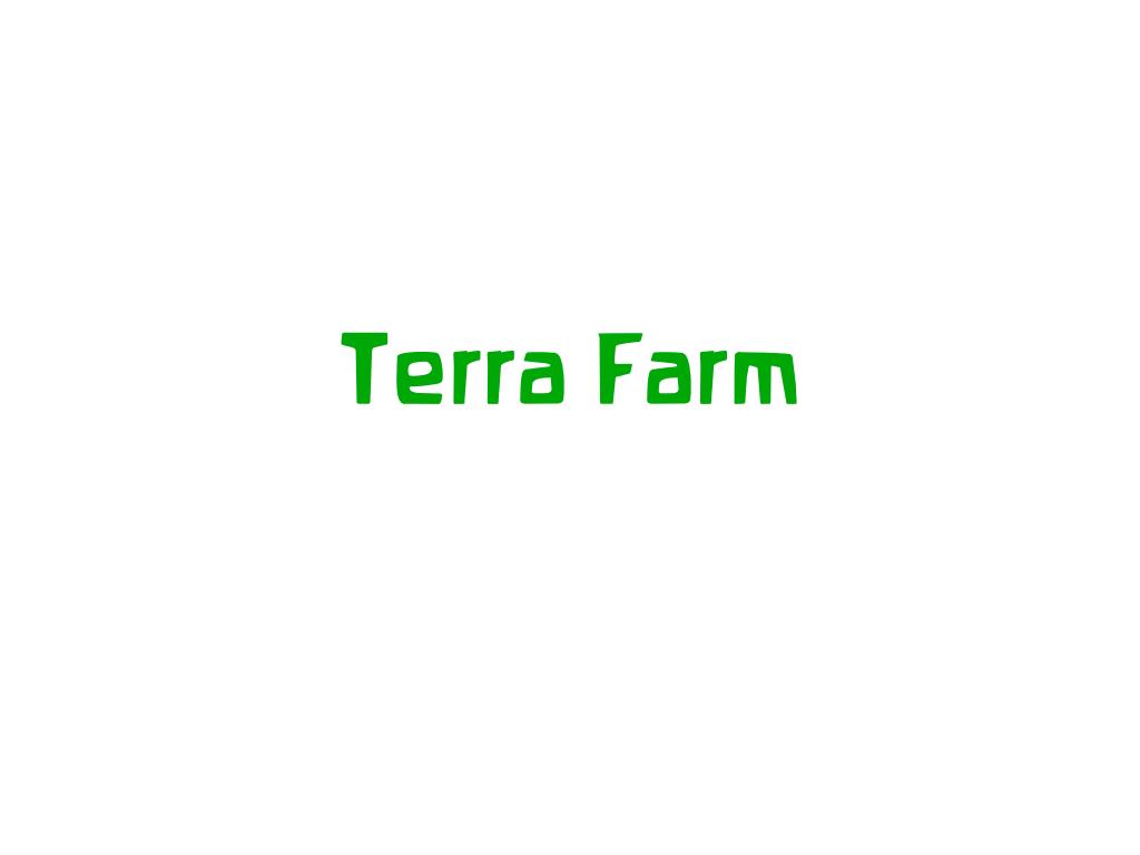 TerraFarm